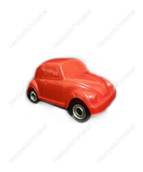 küçük vosvos araba kırmızı