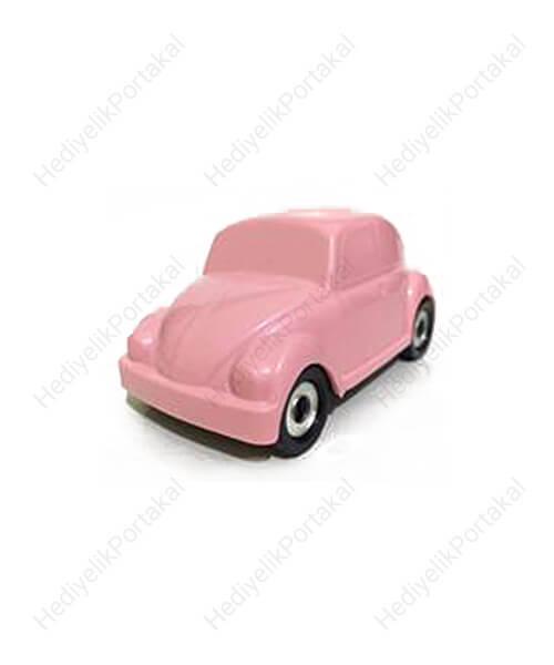 küçük vosvos araba pembe